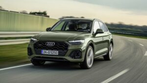 Audi Q5 40 TDI 2021