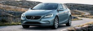 Fotos de la prueba del Volvo V40 2017