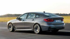 Fotos: BMW Serie 6 Gran Turismo 2020