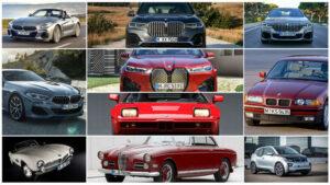 Fotos: 10 BMW con una parrilla icónica