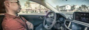 Fotos del Hyundai Ioniq autónomo