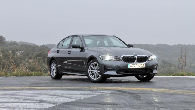 Prueba BMW 318d 2020: una berlina diésel que interesa
