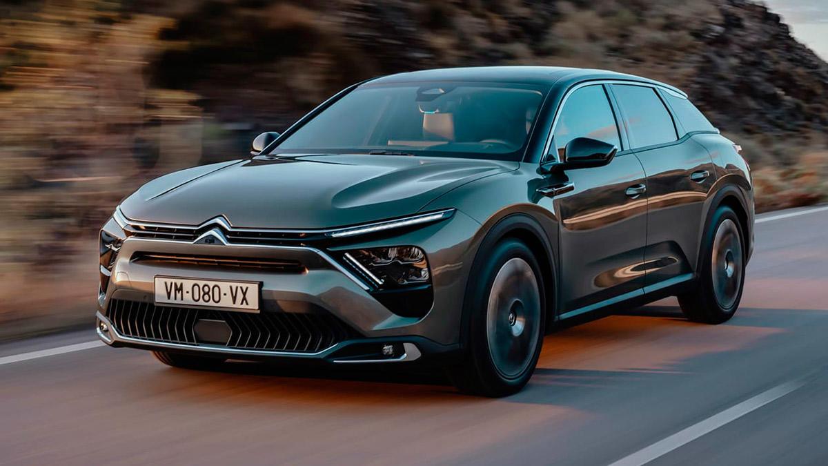 Nuevo Citroën C5 X 2021: abriendo nuevas vías