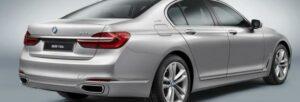 BMW 740e, el híbrido enchufable