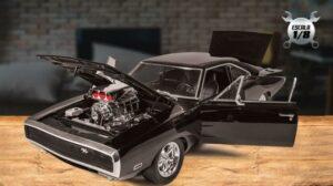 Fotos del Dodge Charger R/T de la colección Altaya