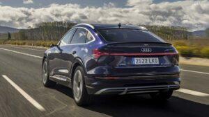 Fotos: Audi e-tron Sportback quattro a prueba