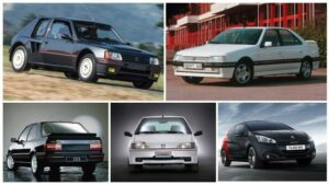 Los 10 mejores Peugeot deportivos