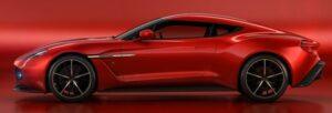 Fotos del Aston Martin Vanquish Zagato