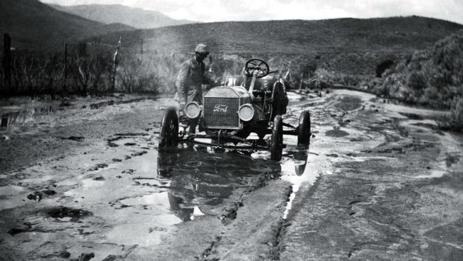 Ford, en los albores del todoterreno