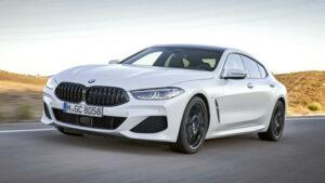 Fotos: Prueba del BMW Serie 8 Gran Coupe