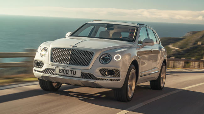 Bentley Bentayga Hybrid, eficiencia en frasco de lujo