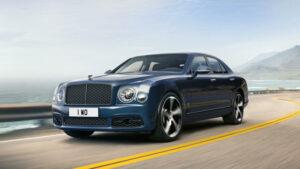 Fotos del Bentley Mulsanne 675 Edition