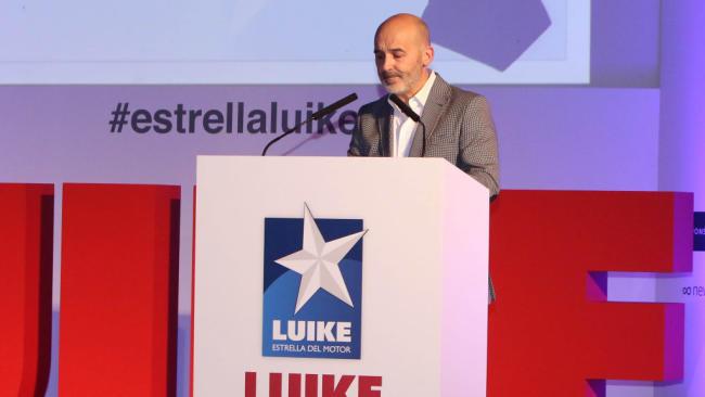 Los IV Premios Estrella Luike reúnen a la industria del motor