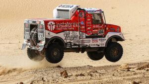 Séptima etapa del Rally Dakar