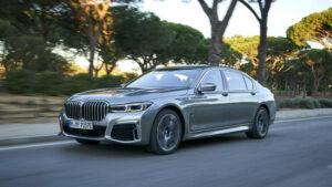 Fotos de la prueba del BMW Serie 7 2019