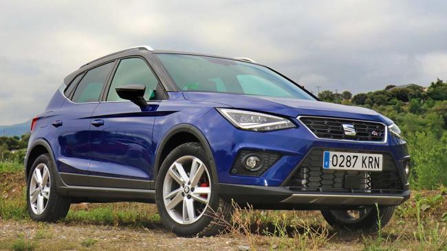 Seat Arona en oferta, con el motor gasolina de 95 CV, por 14.500 euros