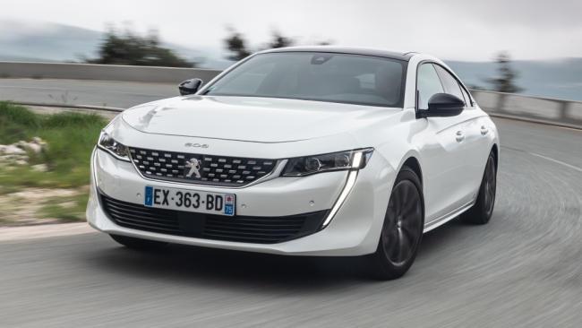 Peugeot 508 berlina: en oferta por 200 euros al mes