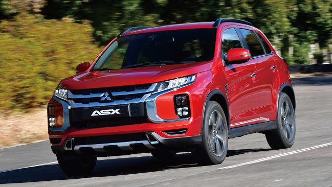 Mitsubishi ASX 2020: estos tres SUV son sus grandes rivales