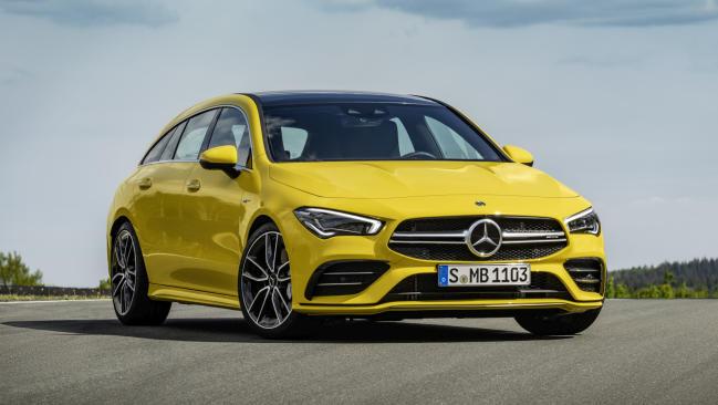 Mercedes-Benz CLA 200 d Shooting Brake 4MATIC: ¿seguro que quieres un SUV?