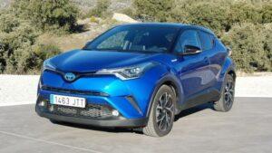 Fotos del Toyota C-HR Hybrid Advance