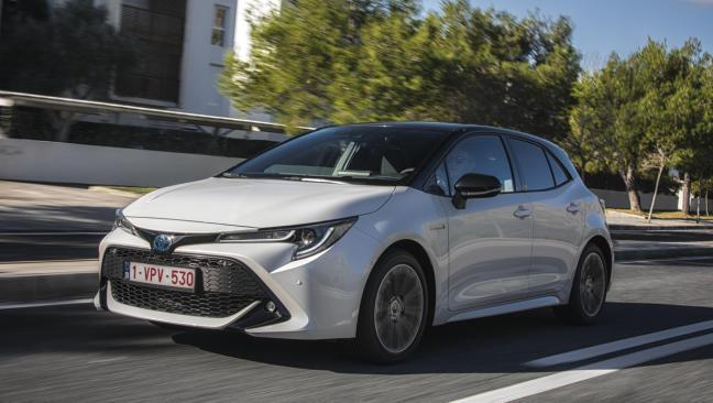 Primera prueba del Toyota Corolla híbrido, el sustituto del Auris