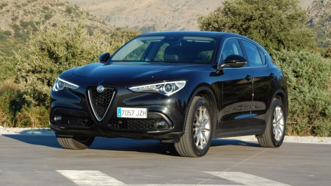 Fotoprueba del Alfa Romeo Stelvio Super