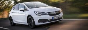 Fotos del Opel Astra OPC Line Sport Pack
