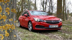 Fotos del Opel Astra 1.4t 150 GSi Line