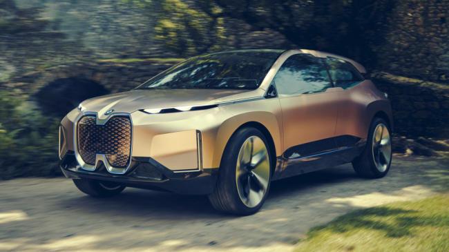 BMW Vision iNEXT Concept: así son los SUV del futuro