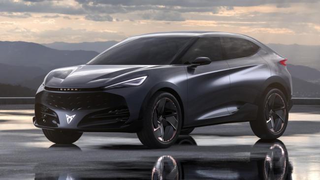 Cupra Tavascan Concept: 306 CV para el primer modelo 100% eléctrico de Cupra