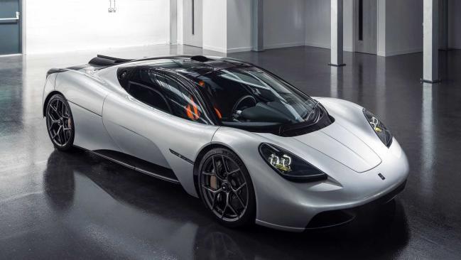 Gordon Murray Automotive T.50: el auténtico sucesor del McLaren F1