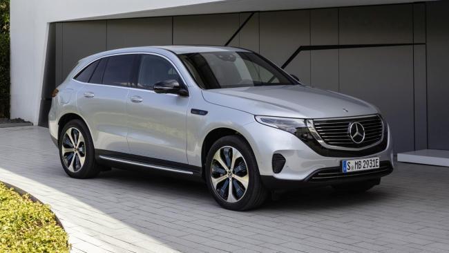 Mercedes EQC: el SUV eléctrico de la estrella ya está aquí