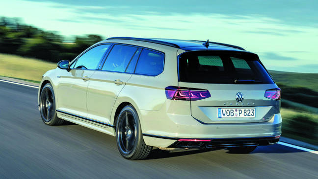 Prueba Volkswagen Passat Variant R-Line Performance: familiar y deportivo