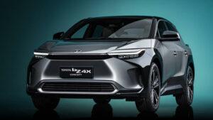 Fotos: Toyota bZ4X