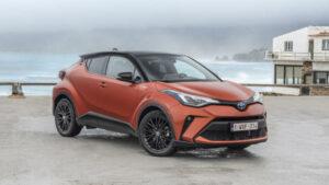 Fotos: gama Toyota