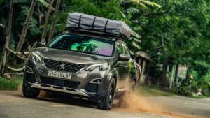 Fotos del Peugeot 3008 Adventure Concept