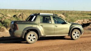 Fotos del Renault Duster Oroch 2.0