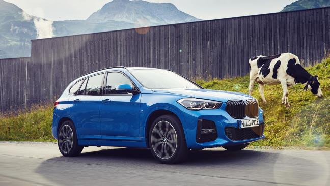 BMW X1 xDrive25e: híbrido enchufable con 50 km de autonomía eléctrica