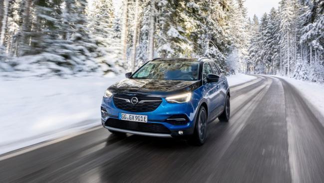 Primera prueba del Opel Grandland X Hybrid4