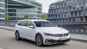 Fotos del nuevo Volkswagen Passat Variant GTE