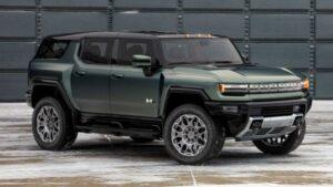 Fotos: GMC Hummer SUV