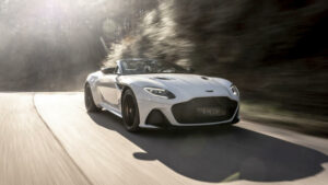 Fotos del Aston Martin DBS Superleggera Volante
