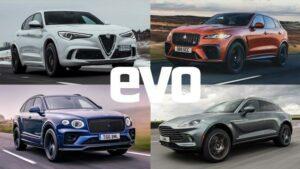 Fotos: los mejores SUV deportivos del 2021