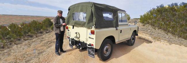 Land Rover Santana Serie III 88, el precursor del Defender
