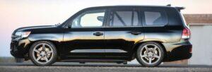 Fotos del Toyota Land Speed Cruiser