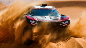Sexta etapa del Rally Dakar