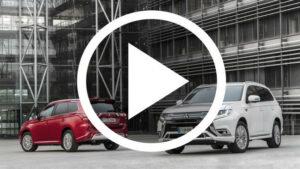 Fotos del Mitsubishi Outlander PHEV