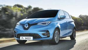 Fotos: Renault eléctricos