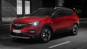 Fotos: Opel Grandland X 2021