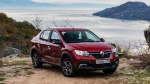 Fotos del Renault Logan Stepway